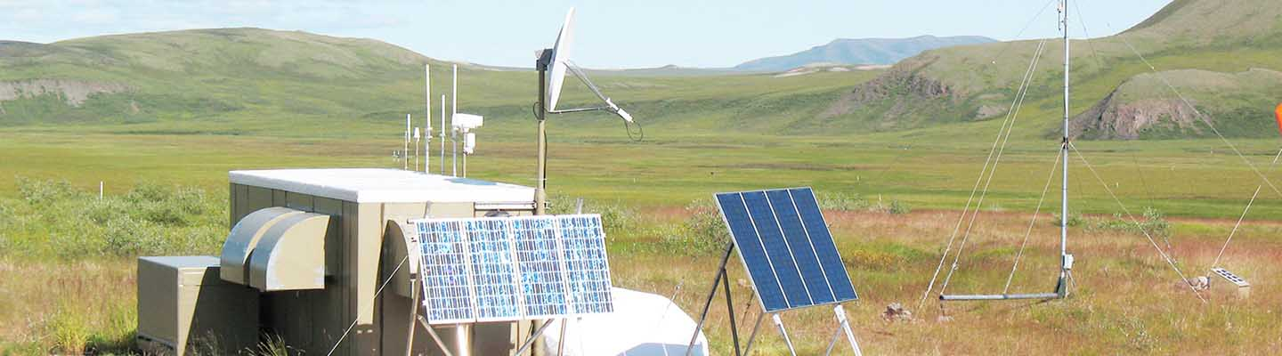 Environment Monitoring System : Remote environmental monitoring system nupoint systems