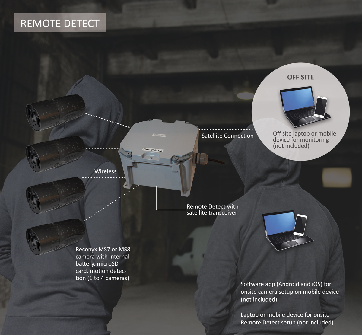 remote-detect-nupoint-M2M-satellite-camera - Nupoint Systems