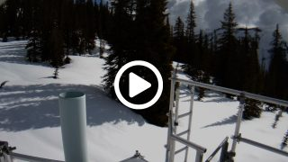 remote viewer ice snow monitoring