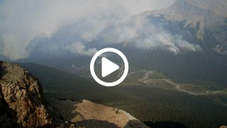 remote viewer camera wildfire monitoring